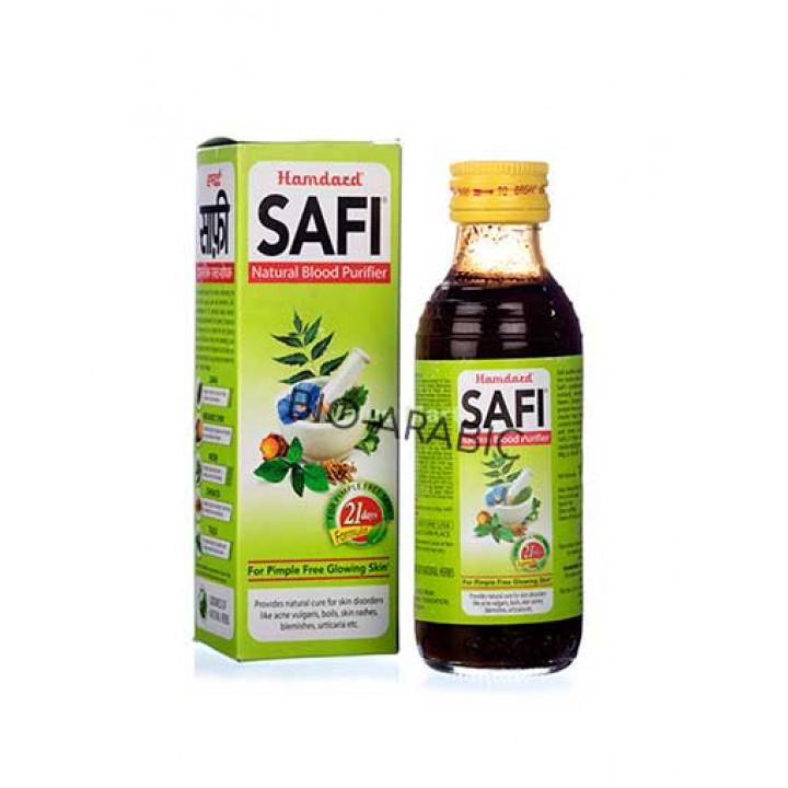 Сироп для очищения крови Safi