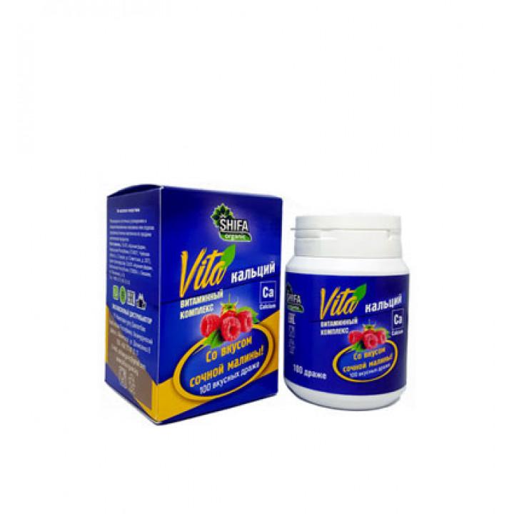 Витаминный комплекс VITA Кальций от Shifa Organics