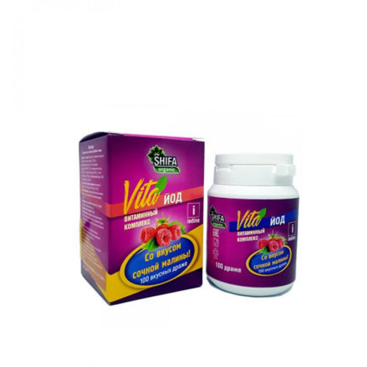 Витаминный комплекс с цинком VITA