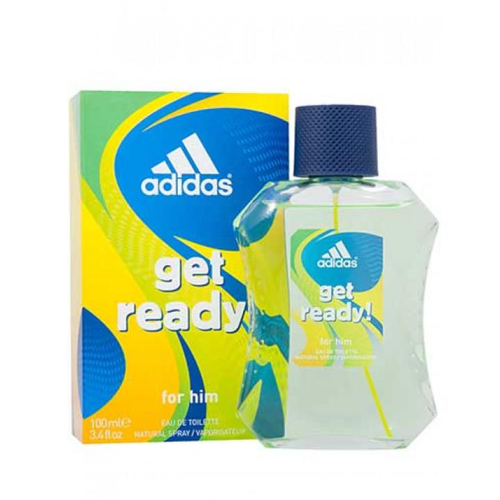 ADIDAS EDT Get Ready 100 мл