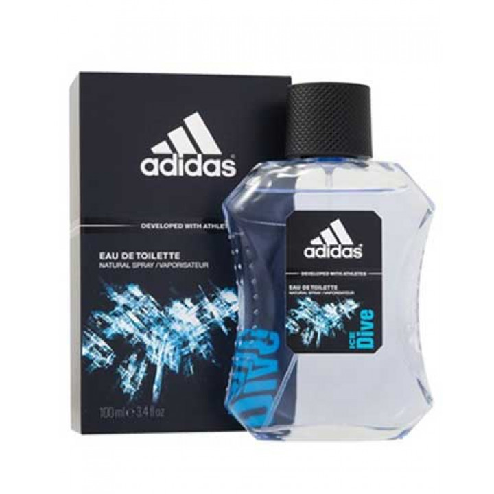ADIDAS EDT Ice Dive 100 мл