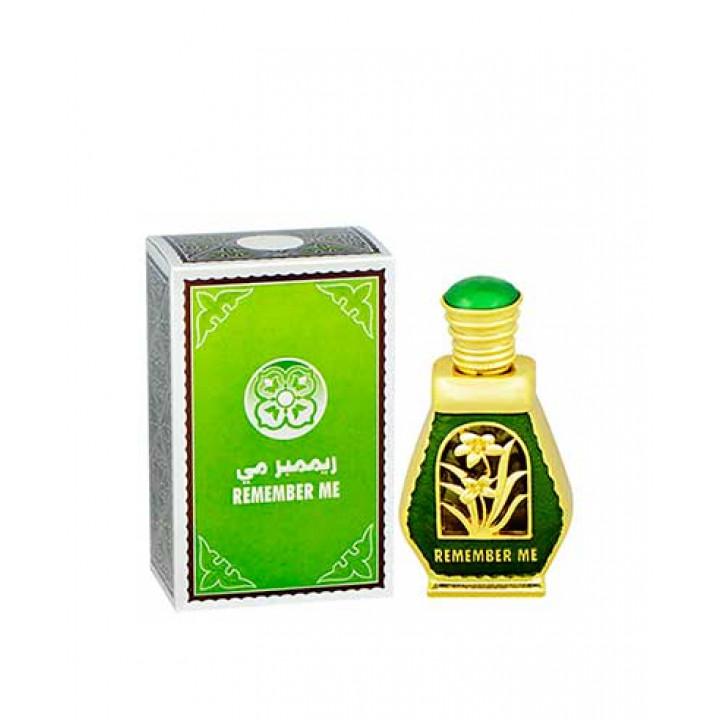 Масляные духи  Al Haramain Remember Me 15мл