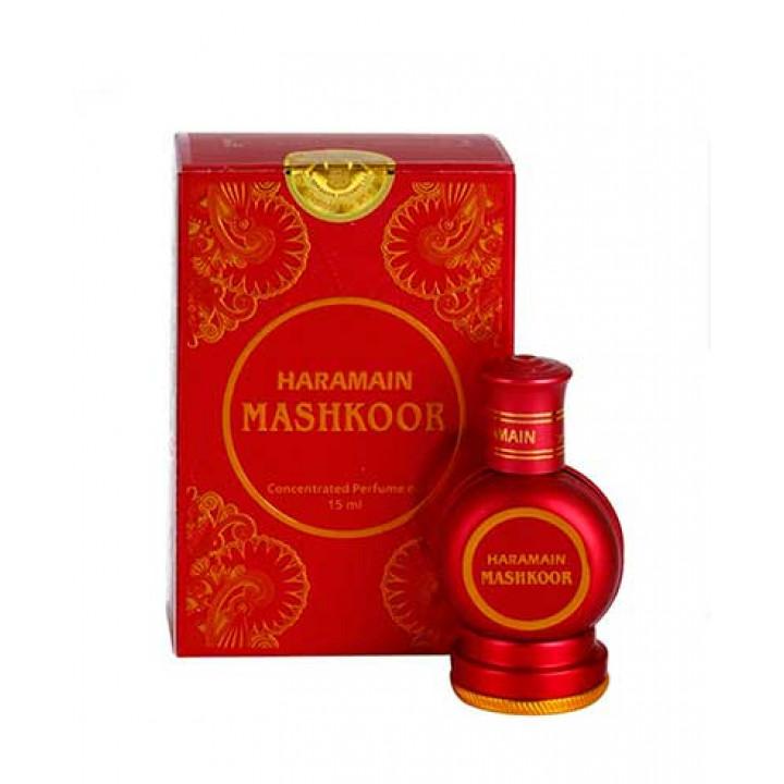 Масляные духи Al Haramain Mashkoor 15мл