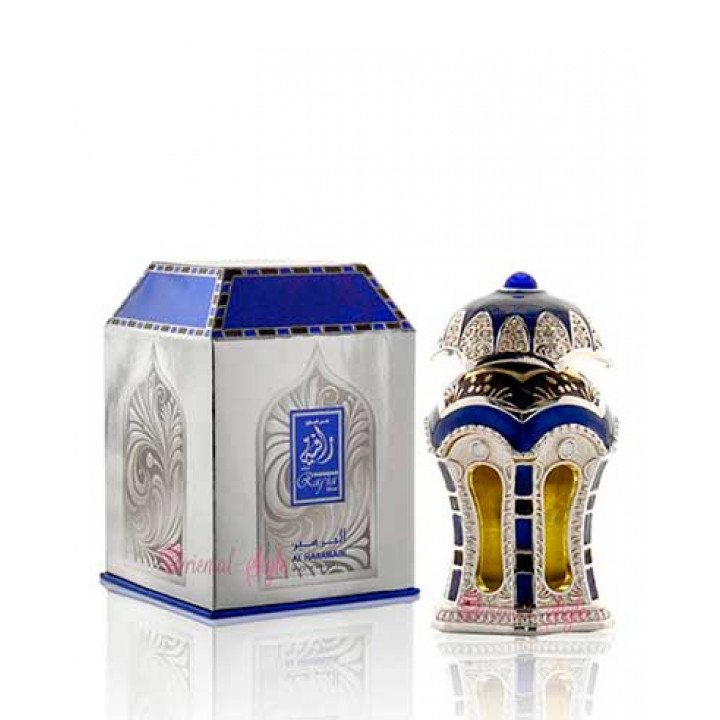 Масляные духи  Al Haramain Rafia Silver 20мл
