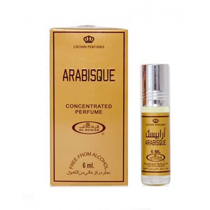 Масляные духи Al Rehab Arabesque 6 мл