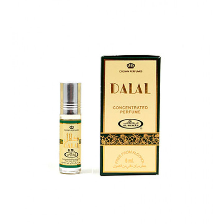 Масляные духи Al Rehab Dalal 6мл