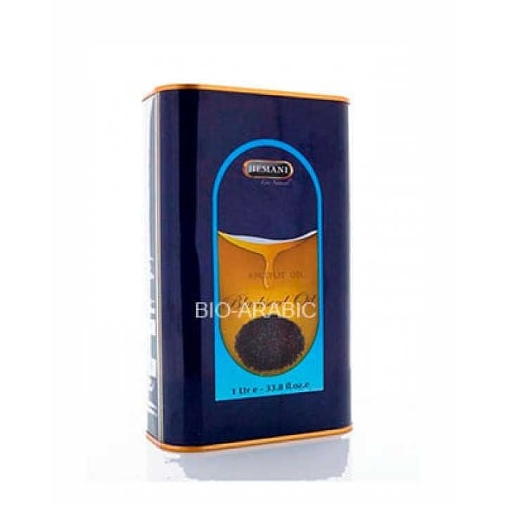 Масло черного тмина Hemani 1000мл